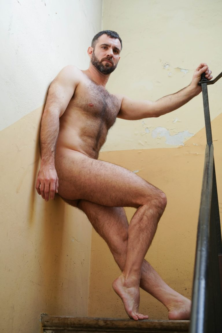 The god triton – Dani from Barcelona