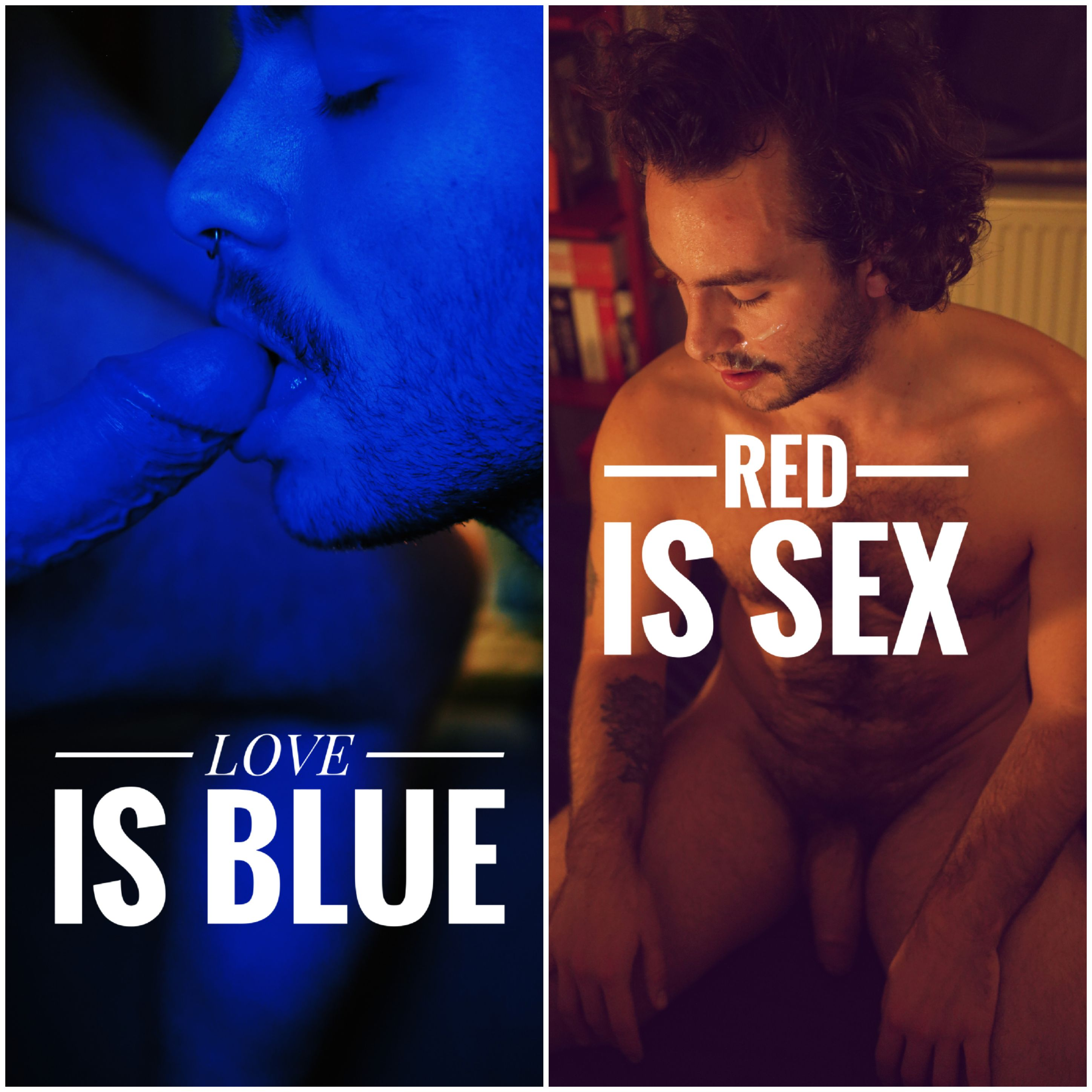 Free Video: Red & Blue